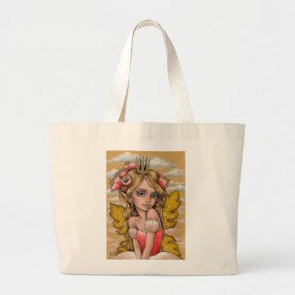 Princess Fae Large Tote Bag