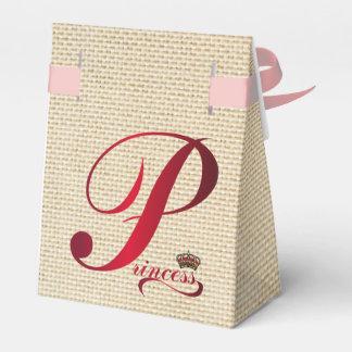 Princess Favor Box
