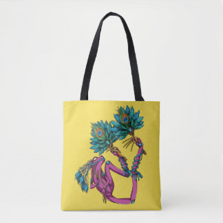 Princess Frog Tote Bag