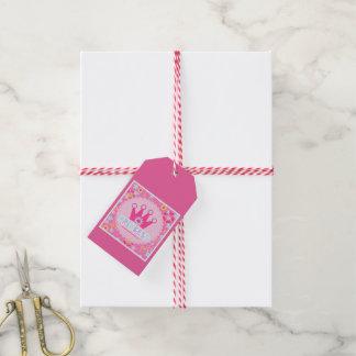 Princess . gift tags