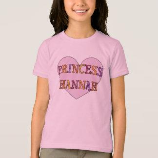 Princess Hannah T-Shirt
