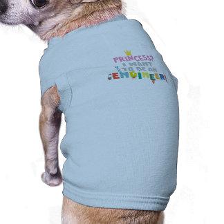 Princess  I want to be an Engnineer Z2yb2 Pet Tshirt