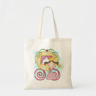 Princess in Carriage T-shirts and Gifts Tote Bag