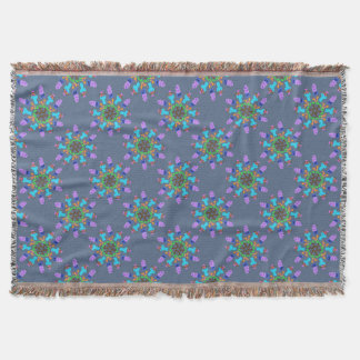 Princess in the Tower Throw Blanket