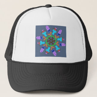 Princess in the Tower Trucker Hat
