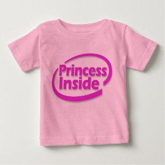 Princess Inside Shirt