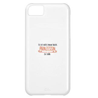 princess iPhone 5C case