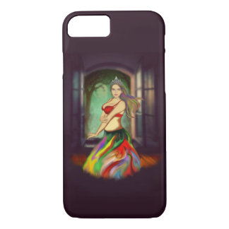 Princess iPhone 7 Case