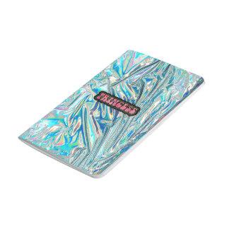 Princess Iridescent Notebook Journal