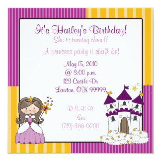 princess It's Hailey's Birthday!, She is ... Card