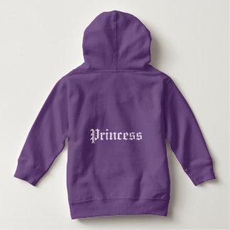 'Princess' Kids hooded sweatshirt