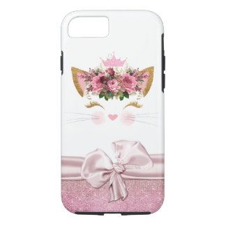 Princess Kitty iPhone 7/8 Case