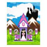 Princess & Knights at Mini Castle Flyer