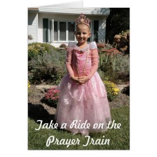 Princess Krista Card