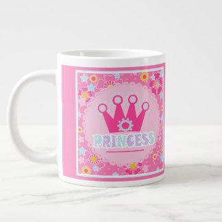 Princess Large Coffee Mug