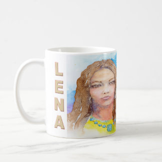 PRINCESS LENA COFFEE MUG