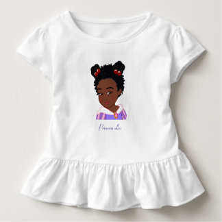 Princess Liv with a flare Toddler T-shirt