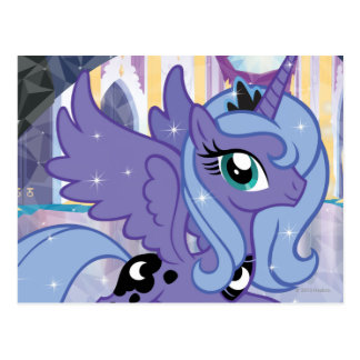 Princess Luna Postcard