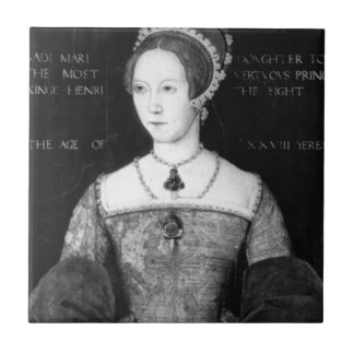 Princess Mary Tudor Tile