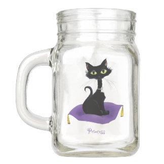 Princess Mason Jar