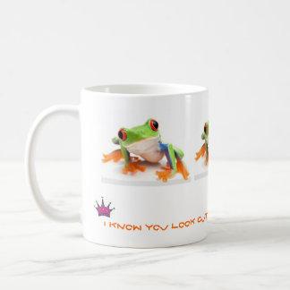 Princess n Frog Coffee Mug