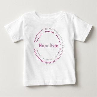 Princess NanoByte Baby T-Shirt