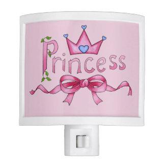 Princess Night Light