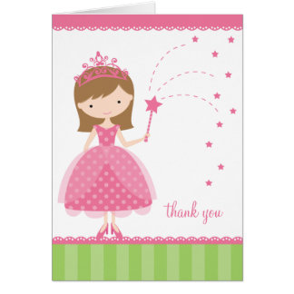 Princess Note Cards