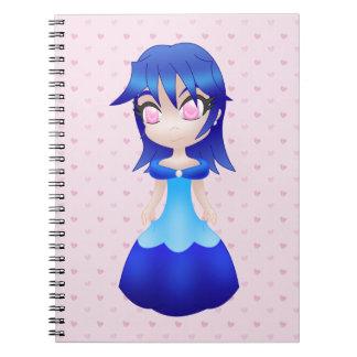 princess? notebook