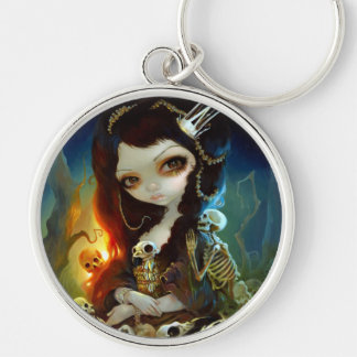 """Princess of Bones"" Keychain"