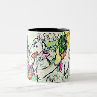 princess of own would Two-Tone coffee mug