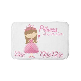 Princess of Pink Bath Mat