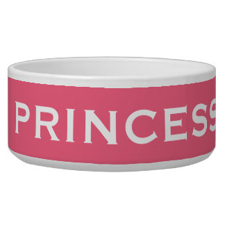 Princess of Pooches Special Funny Female Dog Name