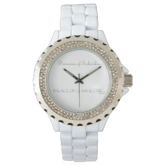 Princess of Suburbia ® Palace of Glam & Chic (WR) Watch