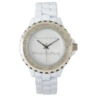 Princess of Suburbia ® #Prime The Pump (TM) Watches
