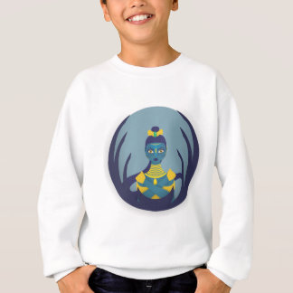 Princess of the moon sweatshirt