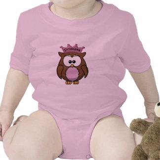 princess owl tee shirt