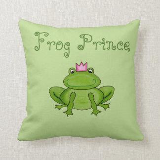 Princess Pals (Pink collection) Throw Pillow