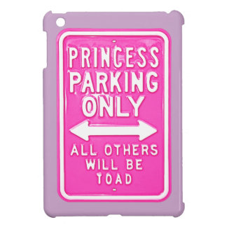 Princess Parking Only Others Be Toad iPad Mini iPad Mini Covers