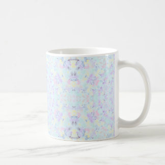 Princess Pastel Mandala Coffee Mug