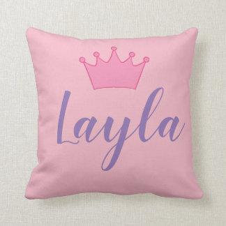 princess personalized pillow