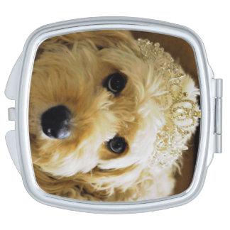 Princess Phoebe Compact Mirror