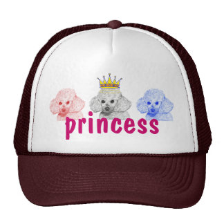 Princess Poodles Cap / Hat