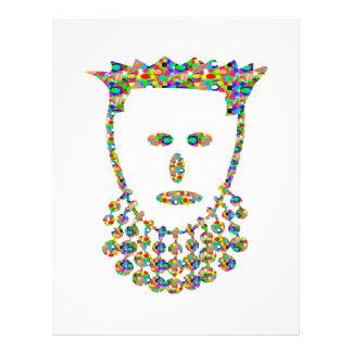 Princess Prince Elegant Jewel Art by NAVIN Joshi Letterhead