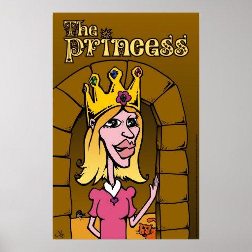 Princess_PRT Print