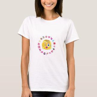 princess/queen emoji T-Shirt