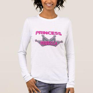 Princess Rebecca Long Sleeve T-Shirt
