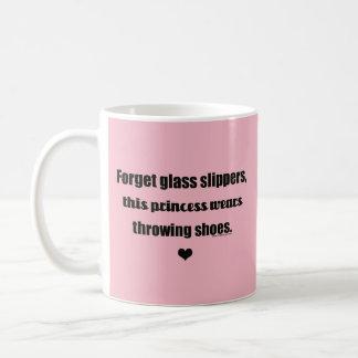 Princess Shot Put, Discus Throw Gift Mug