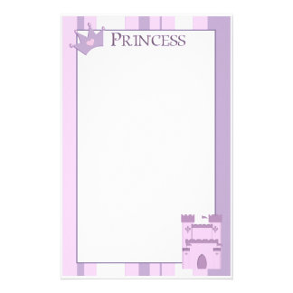 Princess Stationery