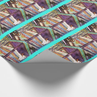 Princess & The Pea Wrapping Paper